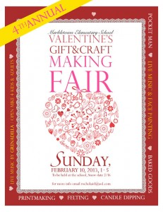 Homeschool Mini Expo and Valentine's Craft Fair