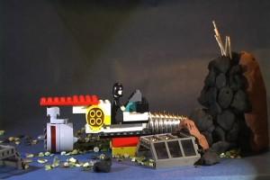 Lego vs. Nature